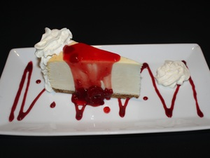 Jolly coachman cheesecake